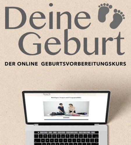 Online Geburtsvorbereitungskurs